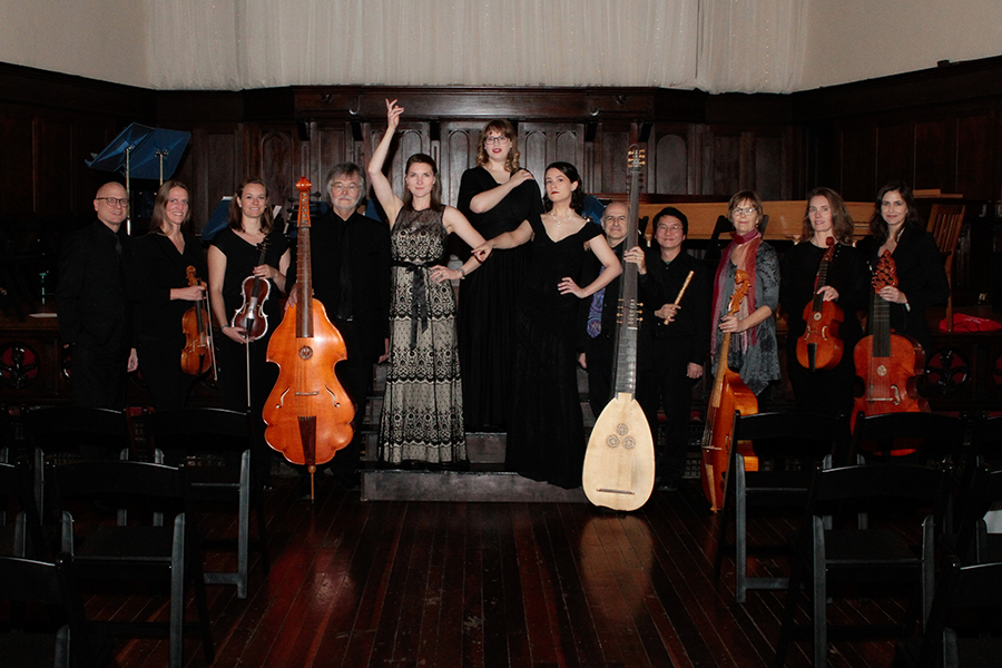 Alchymy Viols group portrait